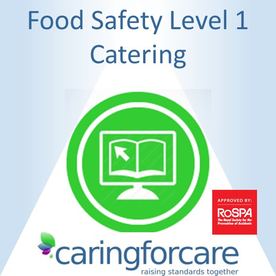 catering food safety e-learning