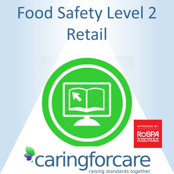 retail food safety level 2 e-learning