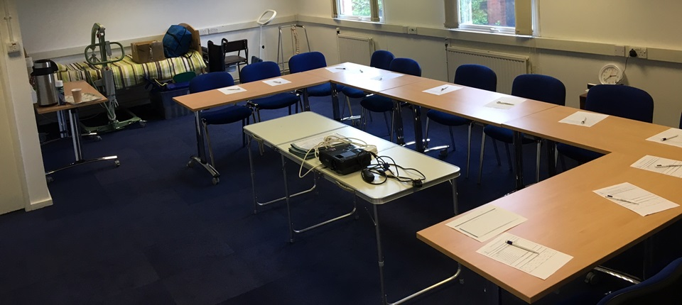 training room hire stoke