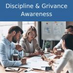 discipline & grievance online training