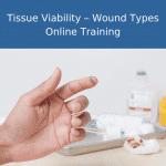 tissue viability wound types online training