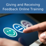 giving receiving feedback online training