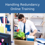 handling redundancy online training