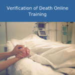 verification of death online training