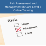 risk assessment and management online training