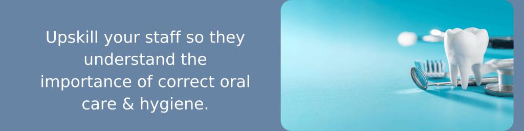 oral care training